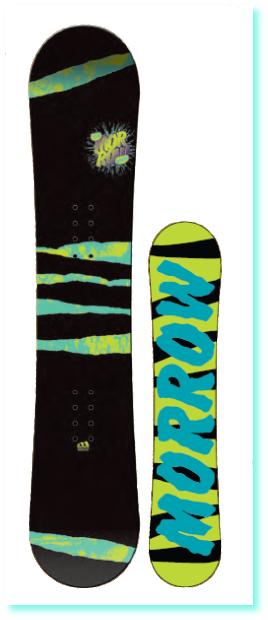 5eaf743dd Snowboard MORROW BLAZE 118   Snowbox.sk   Predaj snowboardov a skiservis