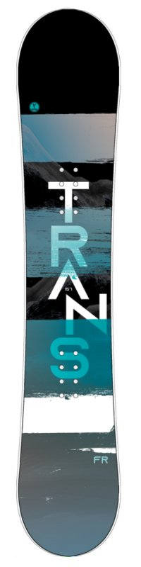 Snowboard TRANS FR Gray 161 Wide