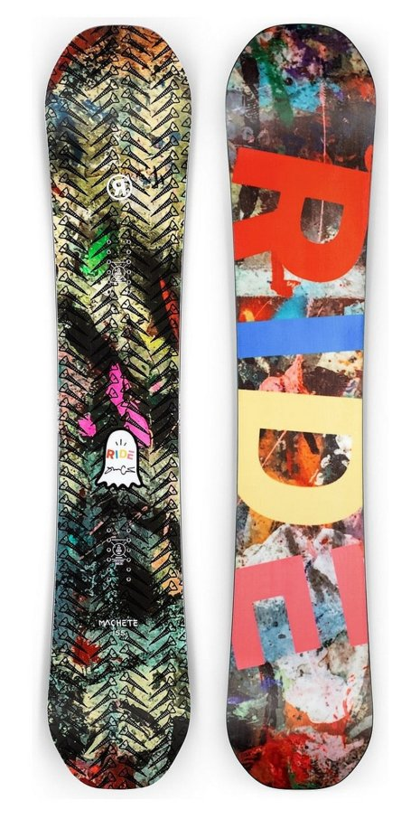 Snowboard RIDE MACHETE JR 138