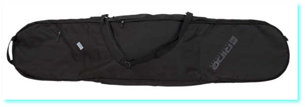 Boardbag RIDE BLACKENED Black 157