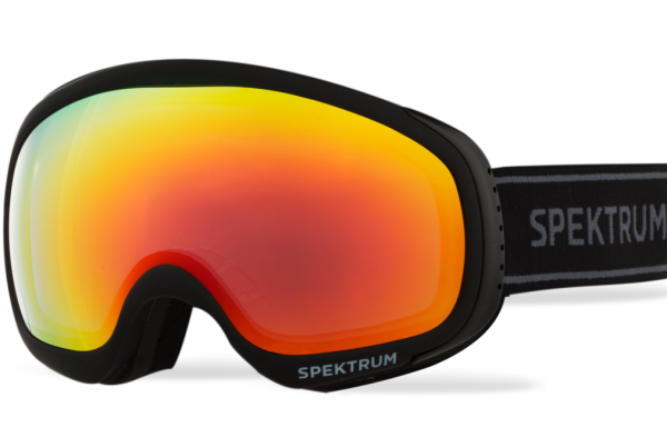 Okuliare SPEKTRUM G006 Black JR