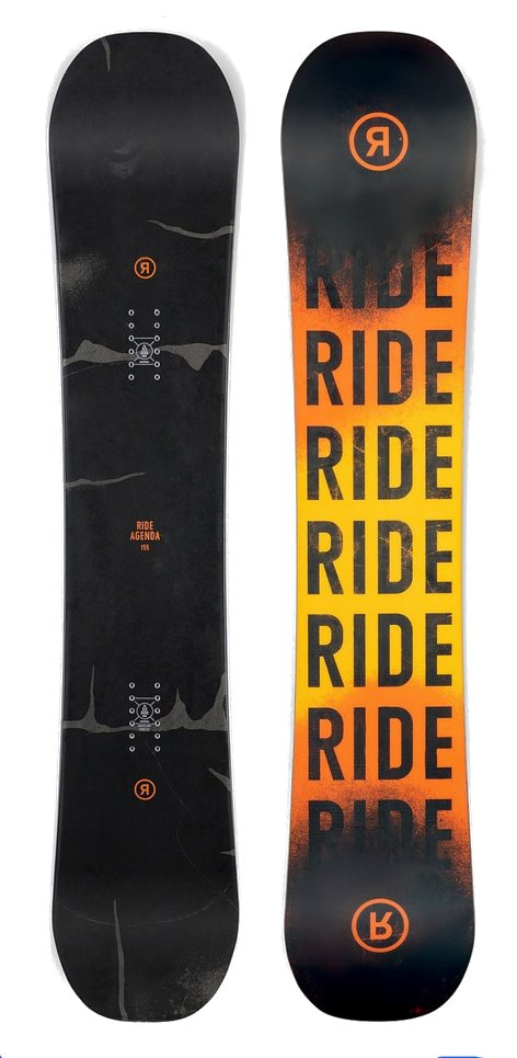 Snowboard RIDE AGENDA 157 Wide