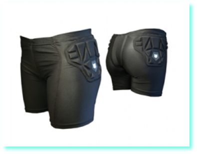 Chránič DEMON SKN Women Short
