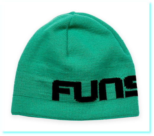 Čiapka FUNSTORM NAPLE Ice Green