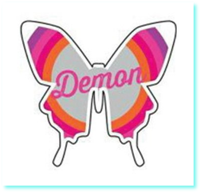 Grip DEMON BUTTERFLY 4