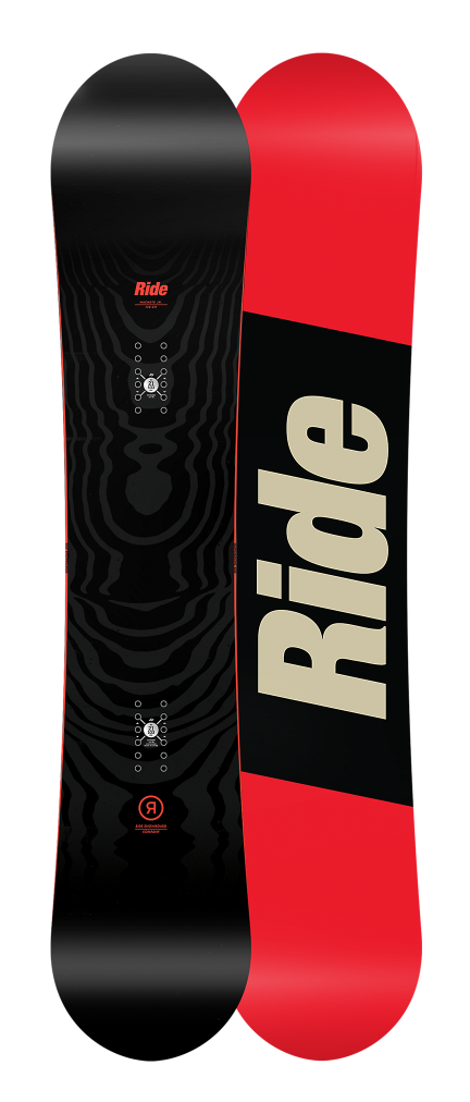 Snowboard RIDE MACHETE JR 139 - 19